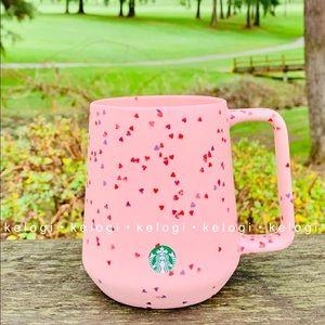 💕NEW💕Starbucks Valentine Heart Ceramic Mug